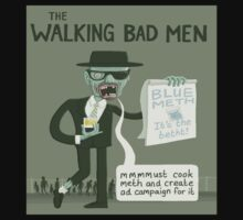 The walking bad men by lewislinks