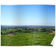 English Countryside - UK Poster