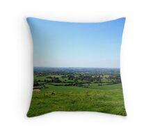 English Countryside - UK Throw Pillow