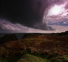 Tornado Sky - Pembrokeshire by Mark Haynes Photography