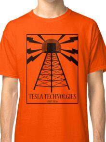 Tesla Technologies Classic T-Shirt