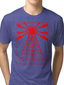 Tesla Technologies Tri-blend T-Shirt