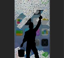 iPhone Cleaner by chubbyblade