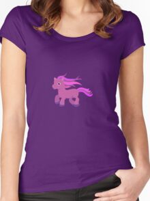 Pony Express Women's Fitted Scoop T-Shirt