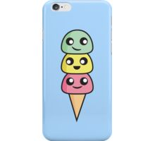 Scoops. iPhone Case/Skin