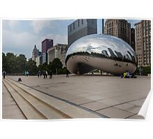 Chicago The Windy City... Poster