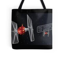 Don't Underestimate the Power of the Merry Side. Tote Bag