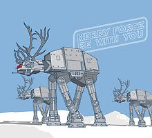Merry Force Be With You by scottparkpics