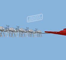 Season's Geekings - Sleigh by scottparkpics