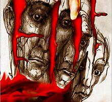 Zombies by Rafael Salazar