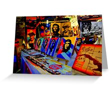 The Cuban Art Shop 2013 ! Greeting Card