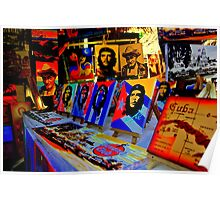 The Cuban Art Shop 2013 ! Poster