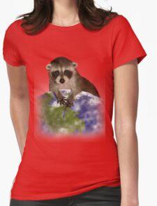 Earth Day Raccoon T-Shirt