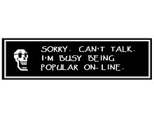 undertale papyrus quote t-shirt by yukihoes
