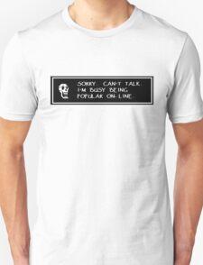 undertale papyrus quote t-shirt T-Shirt