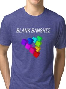 BLANK BANSHEE - 1 Tri-blend T-Shirt
