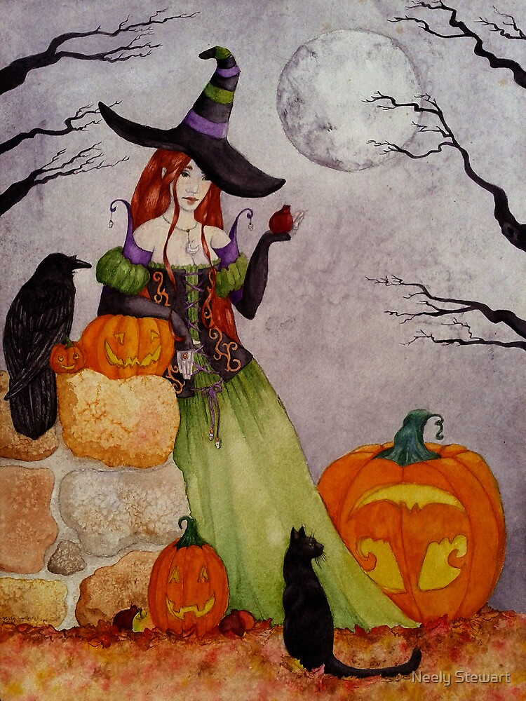All Hallows by Neely Stewart