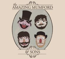 The Amazing Mumford and Sons by Jessie Sima