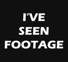 DEATH GRIPS - I'VE SEEN FOOTAGE WHITE by Leyendecker