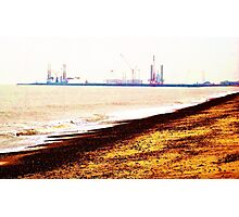 Great Yarmouth Docks- One Photographic Print