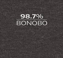 98.7% BONOBO - Evolution Shirt! Unisex T-Shirt