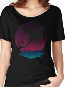 Night Flight  Women's Relaxed Fit T-Shirt