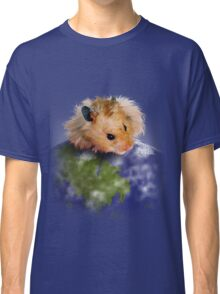 Earth Day Hamster Classic T-Shirt