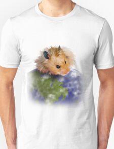 Earth Day Hamster Unisex T-Shirt