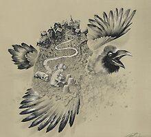 """""""EarthenBird""""  by Sergei Rukavishnikov by Alenka Co"""