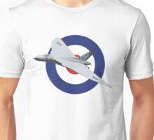 White Vulcan Unisex T-Shirt