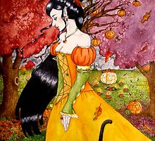Pumpkin Queen by Neely Stewart