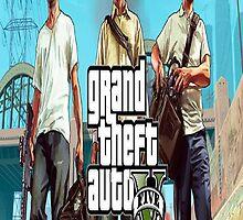 GTA 5  by Justin Hilz