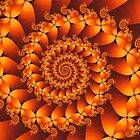 Fire Spiral by KittyBitty1