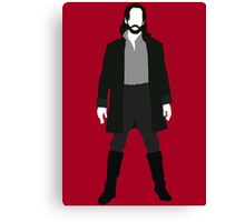 Ichabod Crane - Sleepy Hollow (2013) Canvas Print