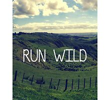 Run Wild by designtheworld