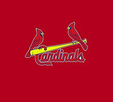 St. Louis Cardinals by Ryan Dell