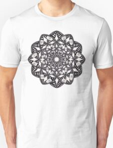 Fly Away With Me Mandala T-Shirt