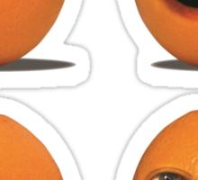 Four Annoying Oranges Sticker