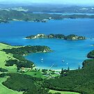 Otehei Bay, Bay of Islands, New Zealand.......! by Roy  Massicks