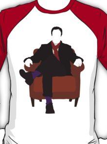 Sherlock Holmes - Elementary V.2 T-Shirt