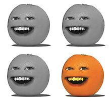 Alternative Four Annoying Oranges by Atomic5