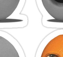 Alternative Four Annoying Oranges Sticker