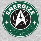 Energize!  by SallySparrowFTW