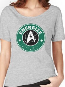 Energize!  Women's Relaxed Fit T-Shirt