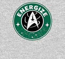 Energize!  Womens Fitted T-Shirt