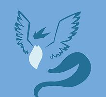 Articuno iPhone Case by NellyMushBean