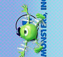 Monster Mike by RichTemper