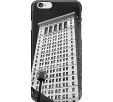 Stabbing - The Oliver Building iPhone Case/Skin