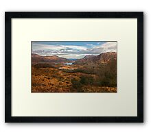 Queen's View Framed Print