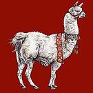 Llama by Squishysquid